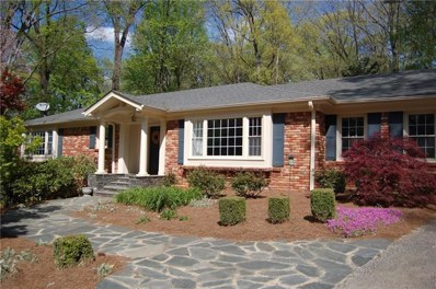 4323 Mount Paran Pkwy, Atlanta, GA 30327 - MLS#: 6053558