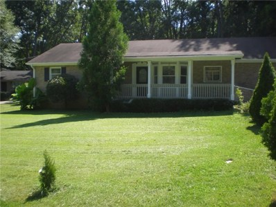 1742 Inas Way, Tucker, GA 30084 - #: 6054271