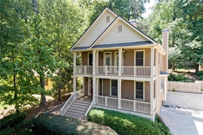 2580 Defoors Ferry Rd NW, Atlanta, GA 30318 - MLS#: 6054674