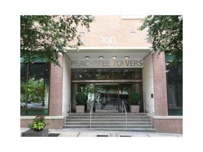 300 W Peachtree St UNIT 11C, Atlanta, GA 30308 - MLS#: 6054695