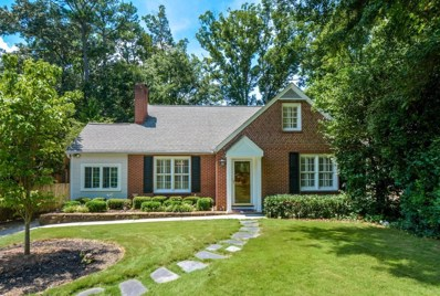 496 Princeton Way NE, Atlanta, GA 30307 - MLS#: 6055408