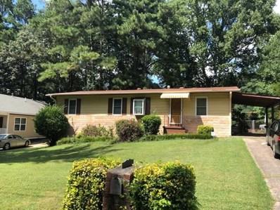 3645 Saturn Dr NW, Atlanta, GA 30331 - MLS#: 6055484