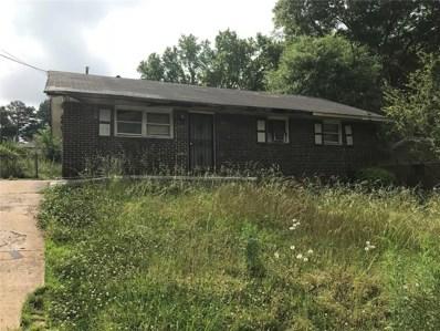 1868 Goddard St SE, Atlanta, GA 30315 - MLS#: 6056333