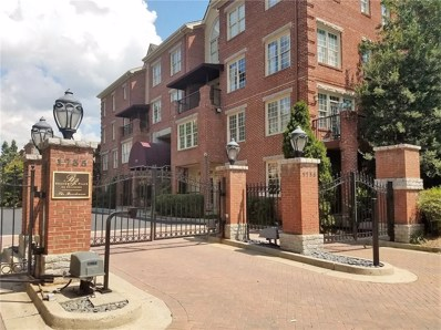 1735 Peachtree St UNIT 331, Atlanta, GA 30309 - MLS#: 6056417