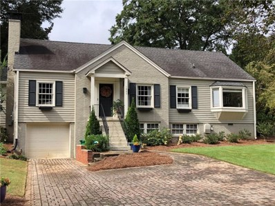 1885 Westminster Way NE, Atlanta, GA 30307 - MLS#: 6057186