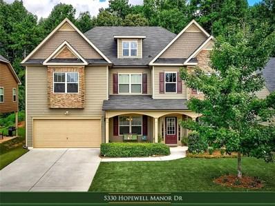 5330 Hopewell Manor Dr, Cumming, GA 30028 - #: 6057254
