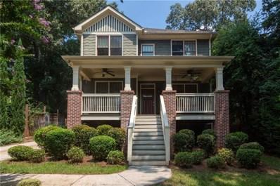 459 Deering Rd NW, Atlanta, GA 30309 - MLS#: 6057855