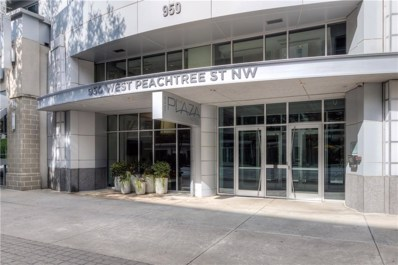 950 W Peachtree St NW UNIT 1701, Atlanta, GA 30309 - MLS#: 6058522