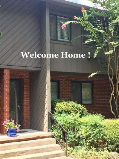 1624 Briarcliff Rd NE UNIT 2, Atlanta, GA 30306 - MLS#: 6058565