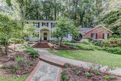 1080 Mountain Creek Trl, Atlanta, GA 30328 - MLS#: 6058722