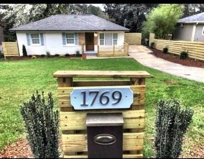 1769 San Gabriel Ave, Decatur, GA 30032 - MLS#: 6059027