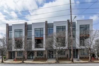 713 Moreland Ave SE UNIT 4, Atlanta, GA 30316 - MLS#: 6059137
