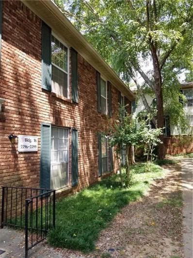 5597 Kingsport Drive UNIT 16, Atlanta, GA 30342 - MLS#: 6059608