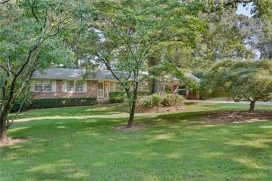 5541 Brady Dr SW, Stone Mountain, GA 30087 - MLS#: 6059775