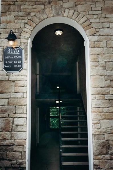 3175 Seven Pines Cts UNIT 106, Atlanta, GA 30339 - MLS#: 6059935
