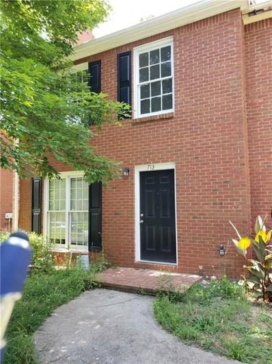 713 Redland Dr, Jonesboro, GA 30238 - MLS#: 6060273