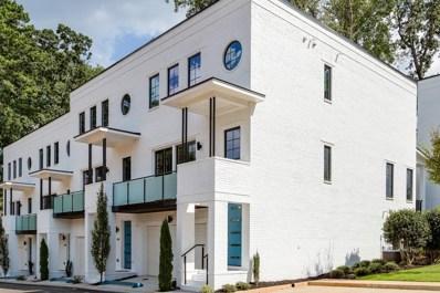 1517 Briarcliff Road UNIT 12, Atlanta, GA 30306 - MLS#: 6060358