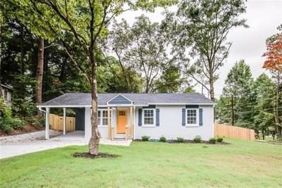 3495 Bolfair Dr NW, Atlanta, GA 30331 - MLS#: 6060608