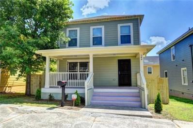 744 Garibaldi St SW, Atlanta, GA 30310 - #: 6060668