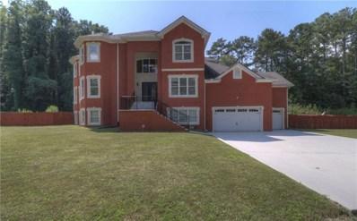 517 Hubbard Walk SW, Atlanta, GA 30331 - MLS#: 6060760