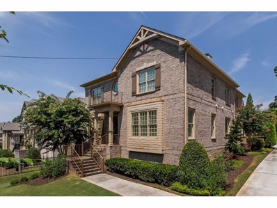 126 W Belle Isle Road NE, Sandy Springs, GA 30342 - MLS#: 6060788