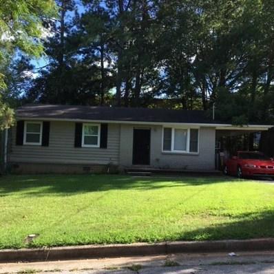3566 NW Bolfair Drive Dr NW, Atlanta, GA 30331 - MLS#: 6061265