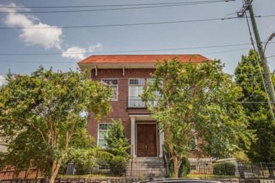 1074 Ponce De Leon Ave, Atlanta, GA 30306 - MLS#: 6061665