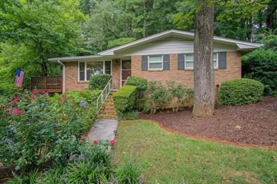 2286 Capehart Cir NE, Atlanta, GA 30345 - MLS#: 6061860