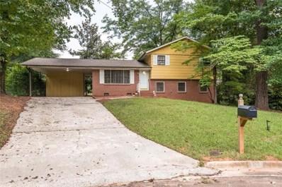 4122 Yankton Cts, Decatur, GA 30034 - MLS#: 6062195