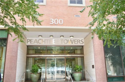 300 W Peachtree St UNIT 10A, Atlanta, GA 30308 - MLS#: 6062853