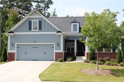 2263 Long Bow Chase NW, Kennesaw, GA 30144 - MLS#: 6062919