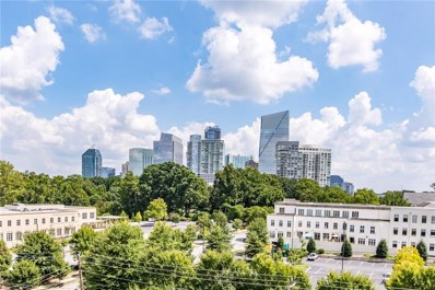 3180 Mathieson Dr NE UNIT 707, Atlanta, GA 30305 - MLS#: 6064509
