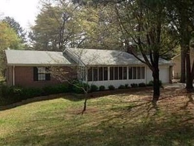 1754 Old Camp Trl NW, Conyers, GA 30012 - MLS#: 6064676