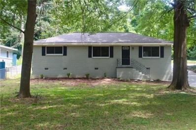 734 Oak Hill Cir, Stone Mountain, GA 30083 - MLS#: 6064967