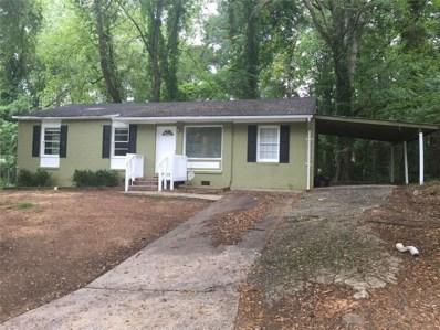 865 Sandy Creek Drive NW, Atlanta, GA 30331 - MLS#: 6065886