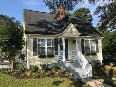 238 W. Candler, Winder, GA 30680 - MLS#: 6065911