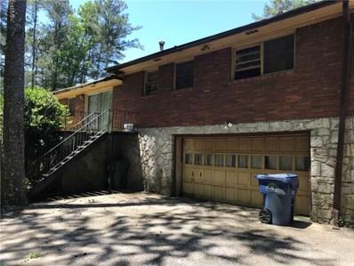 1838 Fort Valley Dr SW, Atlanta, GA 30311 - MLS#: 6066103