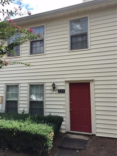 229 Chads Ford Way, Roswell, GA 30076 - MLS#: 6067412