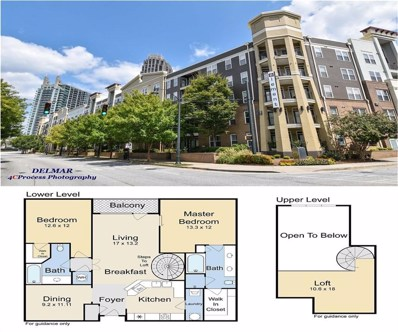 390 17th St NW UNIT 6024, Atlanta, GA 30363 - MLS#: 6067552