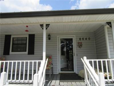 6640 Old Beulah Rd, Lithia Springs, GA 30122 - MLS#: 6067880