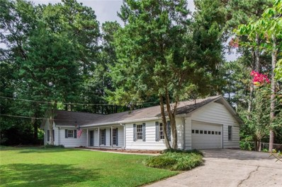 3917 Plantation Drive, Marietta, GA 30062 - MLS#: 6068070