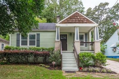 216 Mellrich Ave NE, Atlanta, GA 30317 - MLS#: 6068180