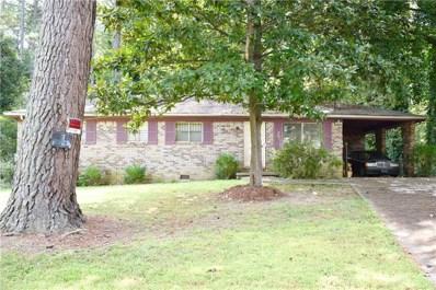 4434 SW Lovridge Dr, Atlanta, GA 30331 - MLS#: 6068774