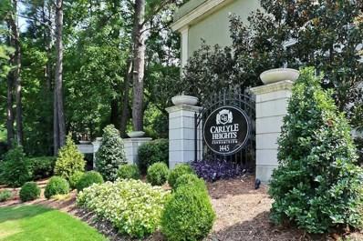 1445 Monroe Dr NE UNIT F24, Atlanta, GA 30324 - MLS#: 6068874