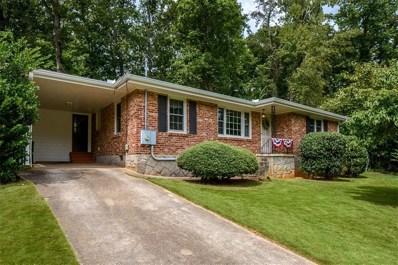 1166 Acacia Cts, Decatur, GA 30033 - MLS#: 6068882