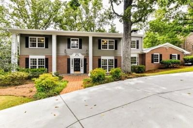 1578 Crestline Dr NE, Atlanta, GA 30345 - MLS#: 6068901