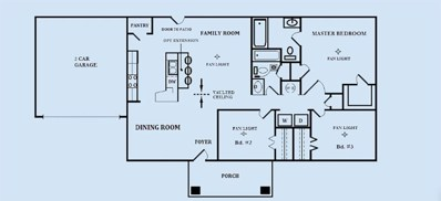 315 Angela Lane, Dawsonville, GA 30534 - MLS#: 6068924