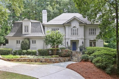 4695 Paran Valley NW, Atlanta, GA 30327 - #: 6069220