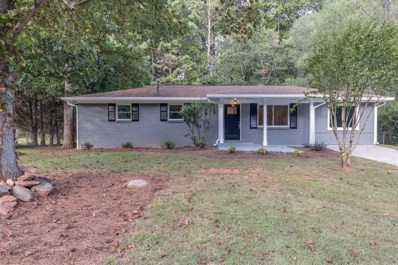 3405 Hopkins Road, Powder Springs, GA 30127 - #: 6069461