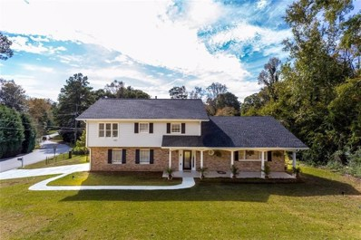 4093 Rockbridge Rd, Stone Mountain, GA 30083 - MLS#: 6069563